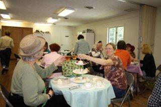 Garden Party Tea Room
