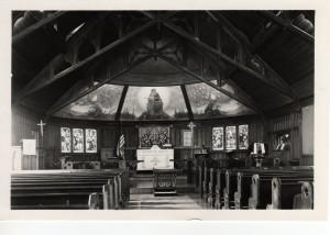 Altar at St Matthew's