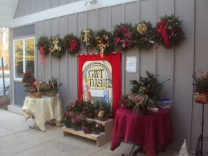 Baskets and Wreaths