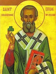 St Patrick, Enlightener of Ireland