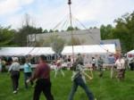 Garden Party maypole