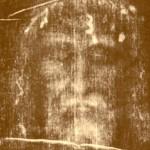 Shroud of Turin face