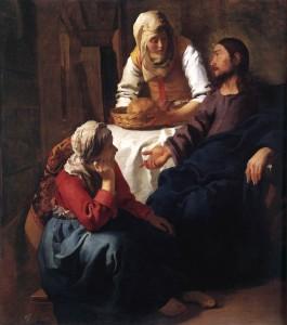 St Mary and St Martha
