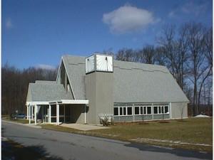 the church in 2001