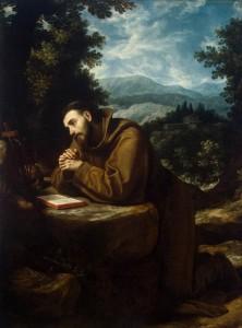 Cigoli St Francis