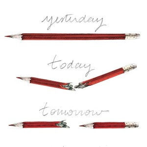Banksy-style response to the Charlie Hebdo bombing
