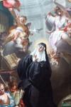 Kleinmariazell Altar Scholastica
