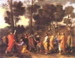 Ordination by Nicolas Poussin
