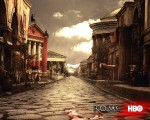 HBO's Rome: poster