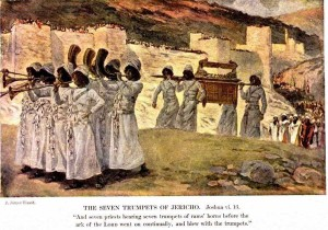 The Storming of Jericho