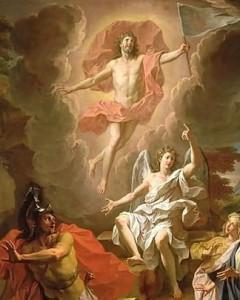 Noêl Coypel The Resurrection of Christ