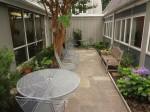 Joyce Holmes Courtyard Garden