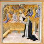 The Mystic Marriage of Saint Catherine of Siena