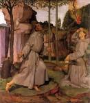 Bartolomeo della Gatta Stigmata of St Francis