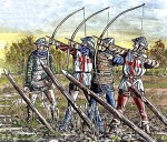 english archers at agincourt