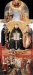 Benozzo Gozzoli Triumph of St Thomas Aquinas