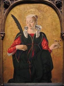Francesco del Cossa Saint Lucy