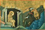 Lucian of Antioch (Menologion of Basil II)