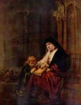 Rembrandt St Timothy