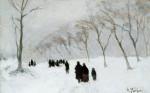 anton mauve snow storm