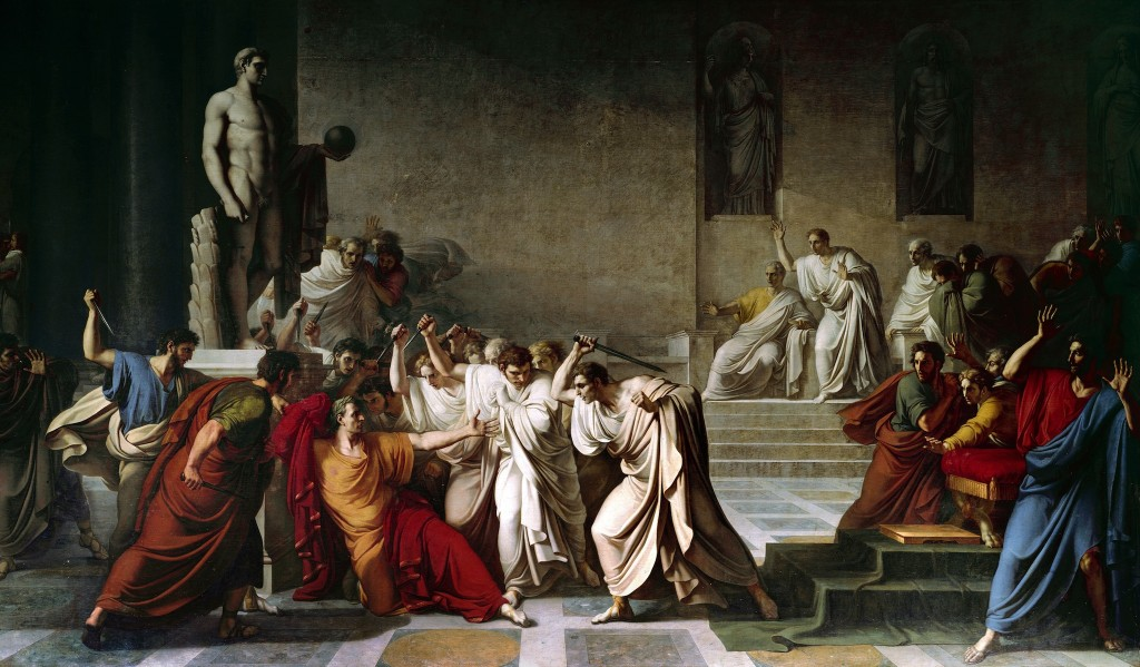 the death of julius caesar a Watch video  learn more about leader julius caesar, including how he built the roman empire, at biographycom see how his reign crumbled after his brutal assassination on the ides of march.