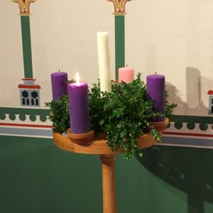 Advent Wreath Advent I