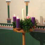 Advent Wreath Advent III