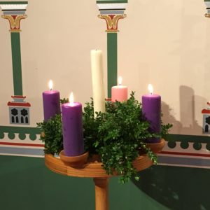 Advent Wreath Advent IV
