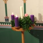 Advent Wreath Advent II