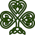 celtic trefoil