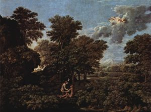 Nicolas Poussin Spring or The Earthly Paradise