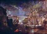 Nicolas Poussin Winter or The Deluge