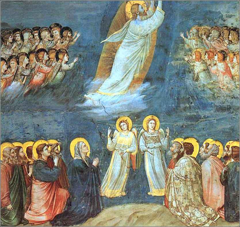 the ascension giotto