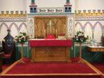 Pentecost 2017 Altar Flowers