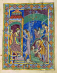 The Massacre of the Innocents St Albans Psalter
