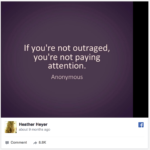 Heather Heyer FB cover photo