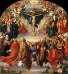 Dürer Adoration of the Trinity