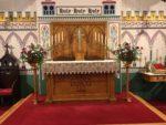 Altar Flowers — Epiphany III