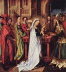Hans Holbein the Elder-Darstellung Christi im Tempel