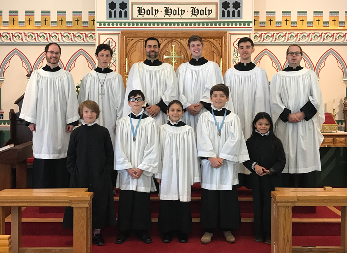 Choir of Men & Boys | St Stephen's Anglican Church