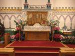 Altar Flowers, Easter 2019