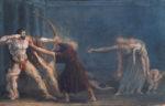 Antonio Canova Madness of Hercules
