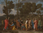 Nicolas Poussin The Sacrament of Ordination (Christ Presenting the Keys to Saint Peter)