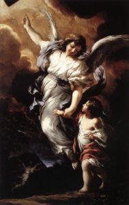 The Guardian Angel, by Pietro da Cortona
