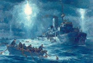Escanaba Dorchester rescue
