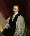 Portrait of Reginald Heber