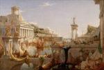 Thomas Cole The Consummation of Empire