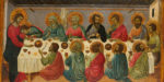The Last Supper Ugolino da Siena