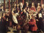 Gerard David The Marriage at Cana
